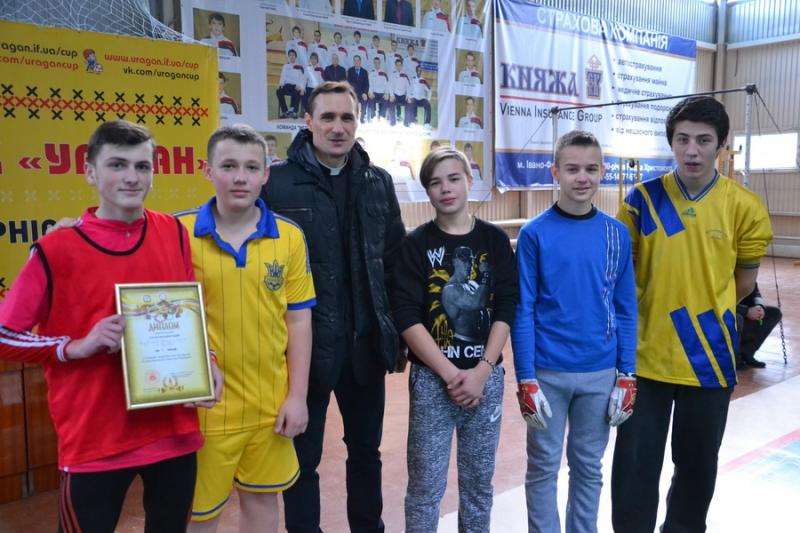 Футбольний турнір в Івано-Франківську