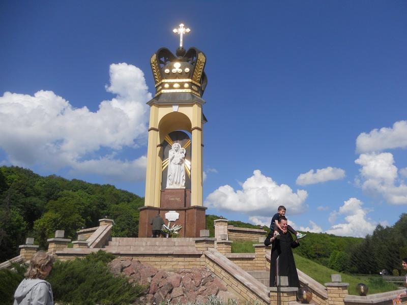 Паломництво до святих місць Тернопільщини