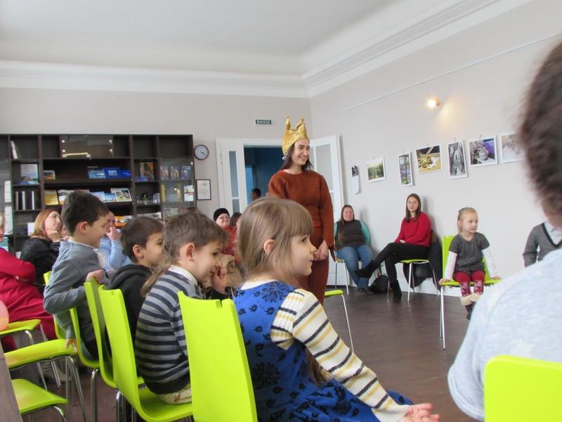 Адвентова зустріч дітей